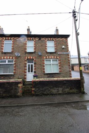Thumbnail Terraced house to rent in Coronation Terrace, Hanbury Road, Pontnewynydd, Pontypool