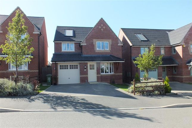 Thumbnail Detached house for sale in Falcon Road, Corby