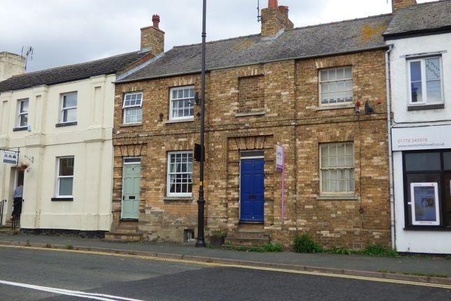Thumbnail Flat to rent in Bridge Foot, Market Deeping, Market Deeping