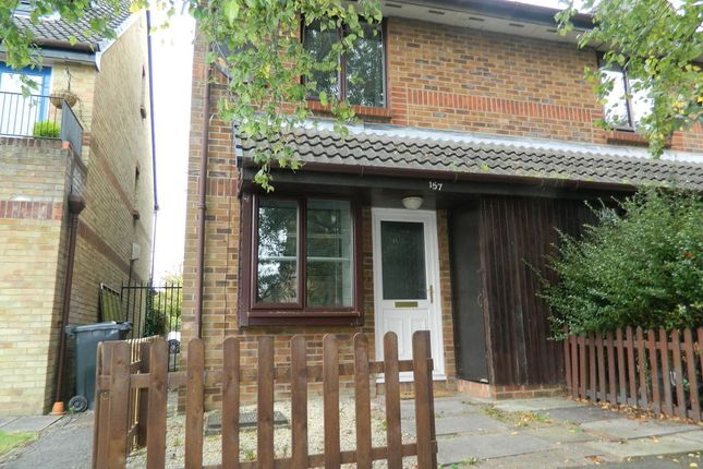 Thumbnail End terrace house to rent in Maypole Road, Taplow, Buckinghamshire