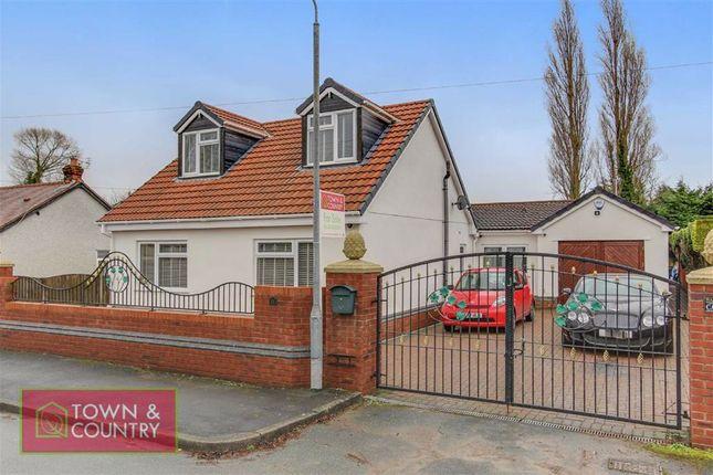 3 bed detached bungalow for sale in Villa Road, Sealand, Deeside, Flintshire CH5
