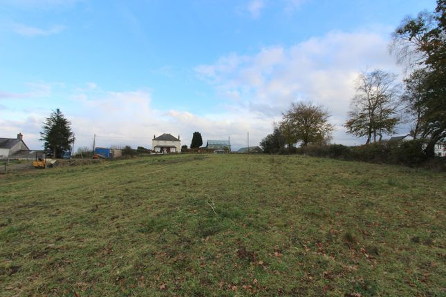 Thumbnail Land for sale in Stags Head, Llangeitho, Tregaron