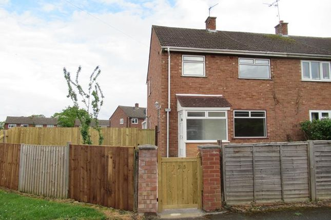 Thumbnail Semi-detached house to rent in 135 Moat Crescent, Malvern, Worcestershire