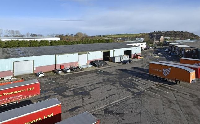 Light industrial to let in Units A, Fallbank Industrial Estate, Barnsley