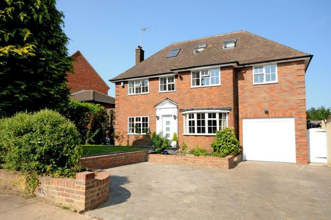 Thumbnail Detached house to rent in The Park, St.Albans