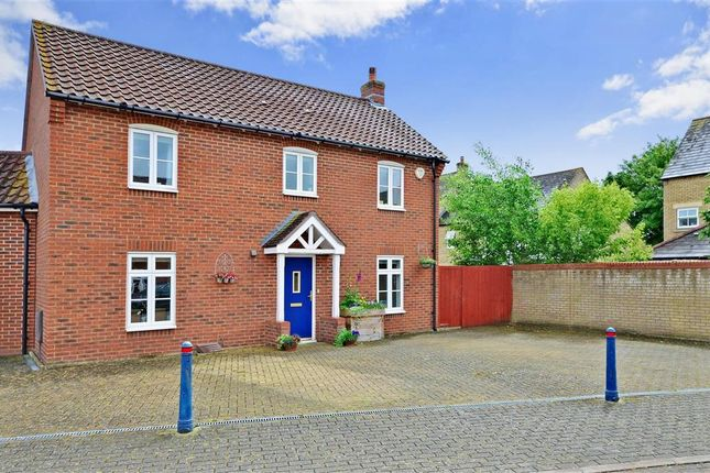 Thumbnail Detached house for sale in Chartwell Drive, Maidstone, Kent