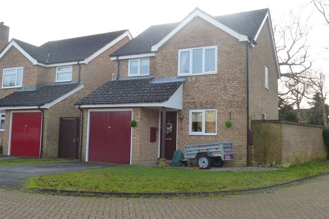 Thumbnail Detached house for sale in Briardene Court, Totton, Southampton