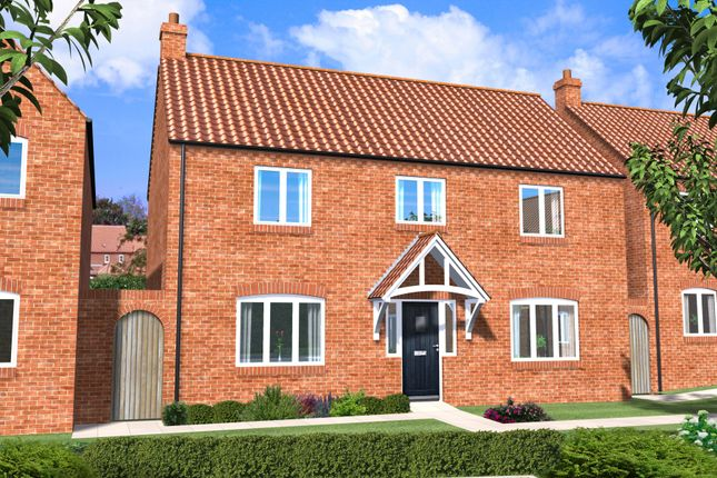 Thumbnail Detached house for sale in Plot 2 Wesleyan Court, Chapel Lane, Everton