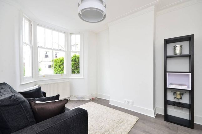 Thumbnail Flat to rent in Rigault Road, Parsons Green