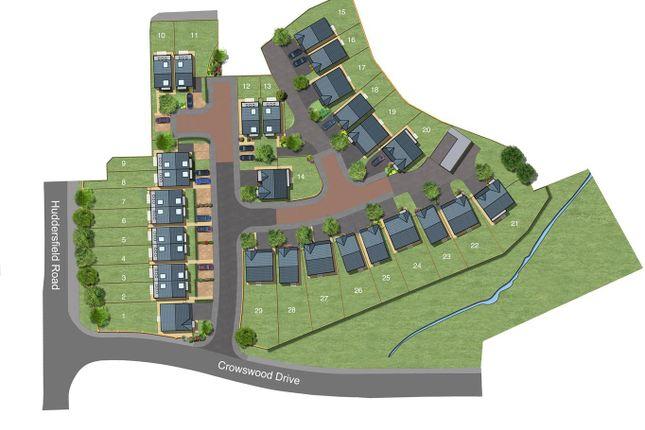 St James Place Site Plan