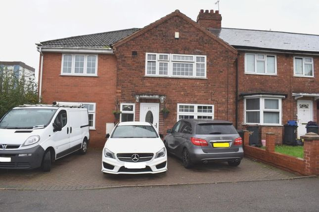 End terrace house in  Manor Road  Solihull  Birmingham