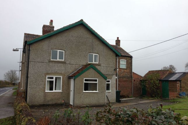 Thumbnail Semi-detached house to rent in Great Barugh, Great Barugh