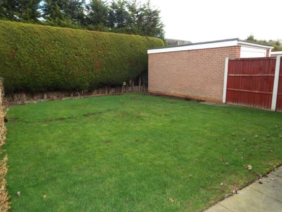 Garden of Finsbury Road, Bramcote, Nottingham NG9