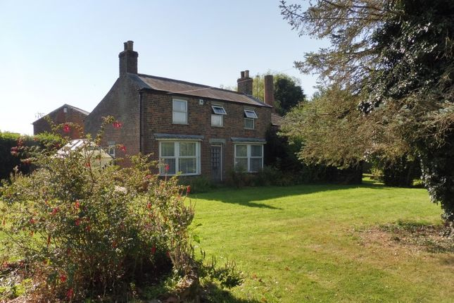 Thumbnail Country house for sale in Mill Lane, Sutton St. James, Spalding, Lincolnshire