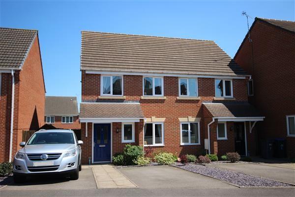 Thumbnail Semi-detached house for sale in Bannock Street, Weston Coyney, Stoke-On-Trent