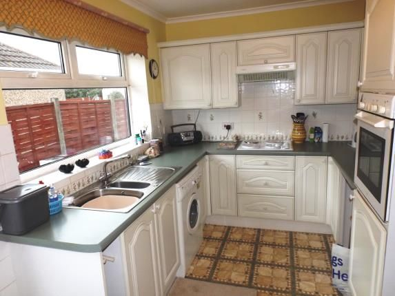 Kitchen of Grosvenor Road, Prestatyn, Denbighshire LL19