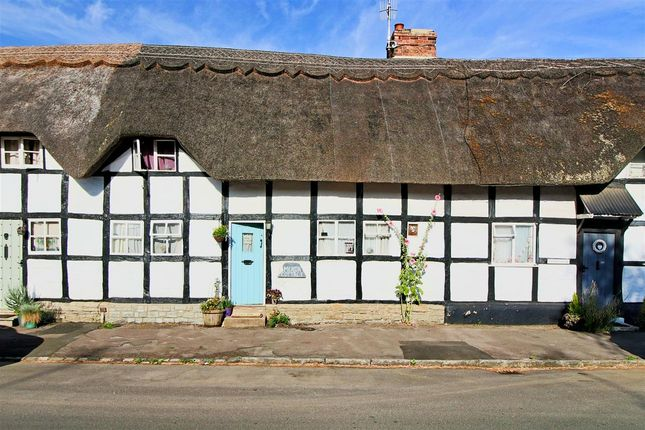 Thumbnail Terraced house for sale in Mercia Cottage, Main Street, Evesham