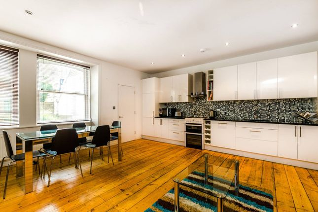 Thumbnail Flat for sale in North Villas, Camden