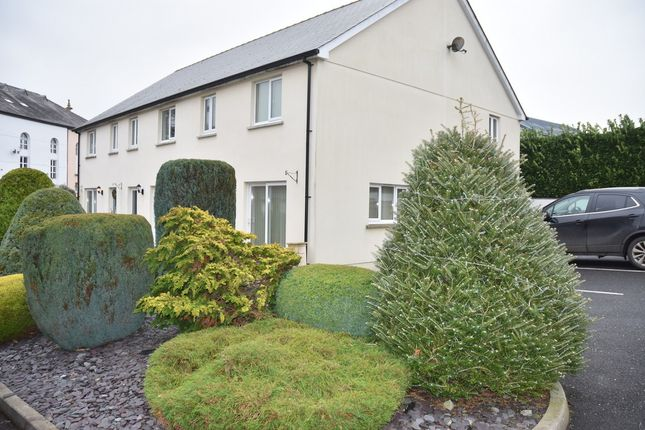 Thumbnail Semi-detached house to rent in 28 Parc Hafan, Newcastle Emlyn, Carmarthenshire