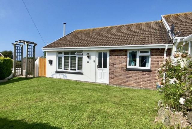 Thumbnail Bungalow for sale in Mayfield Drive, Port Isaac