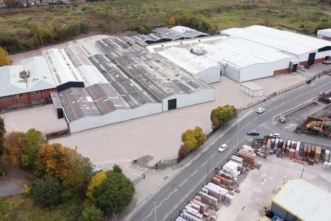 Thumbnail Industrial to let in 200, Scotia Road, Tunstall
