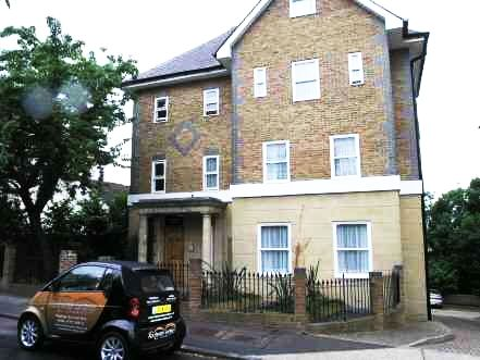 Thumbnail Flat to rent in Sarafand House, 84 St.Margarets Street, Rochester, Kent