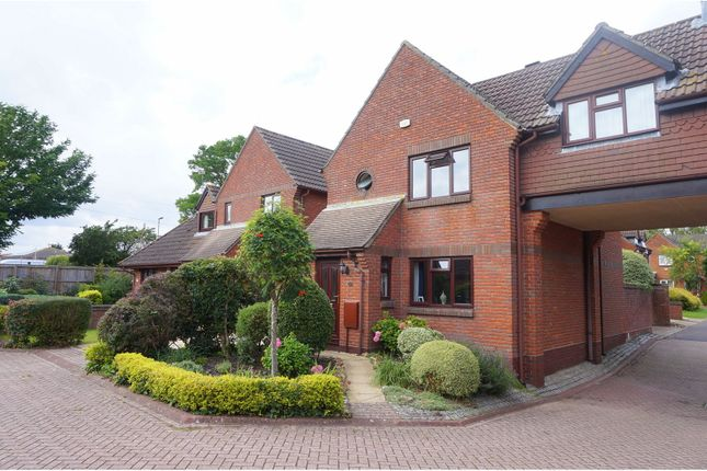 Thumbnail Link-detached house for sale in Bishop Court, Ringwood