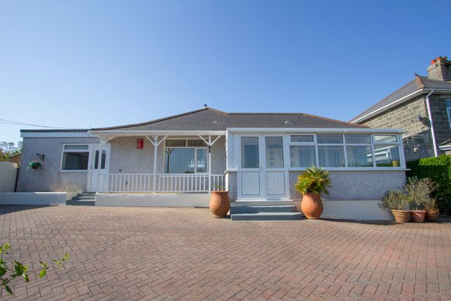Thumbnail Detached bungalow for sale in Eggbuckland Road, Higher Compton, Plymouth