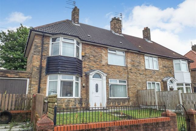 3 bed semi-detached house for sale in Stockbridge Lane, Liverpool, Merseyside