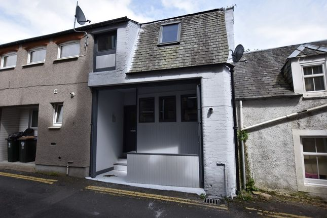 Thumbnail Terraced house for sale in Cornton Place, Crieff