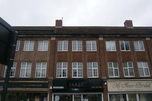 Thumbnail Maisonette for sale in Glovers Trust Homes, Chester Road, Sutton Coldfield