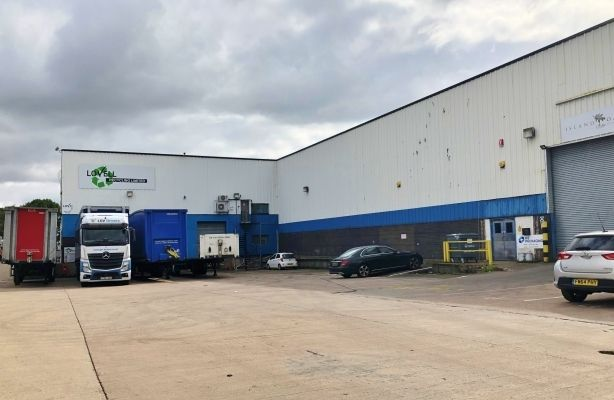 Thumbnail Warehouse to let in Units 3 And 8, Epic Park, Telford, Shropshire
