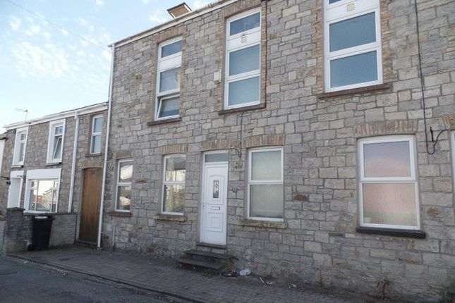 Thumbnail Terraced house for sale in Holford Street, Cefn Coed, Merthyr Tydfil