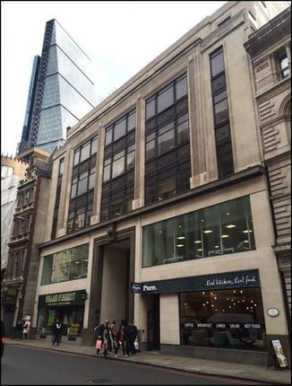 Thumbnail Office to let in 85 Gracechurch Street No Street Name, London
