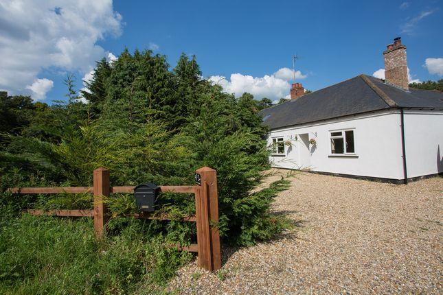 Semi-detached bungalow for sale in Norfolk/Suffolk Borders, Santon Downham, Near Thetford