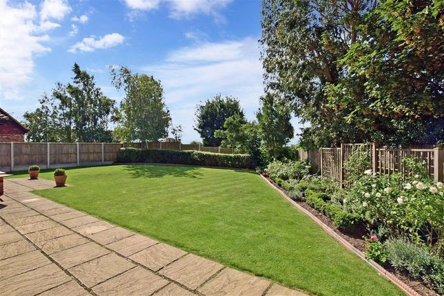 Garden of Chapman Fields, Cliffsend, Ramsgate, Kent CT12