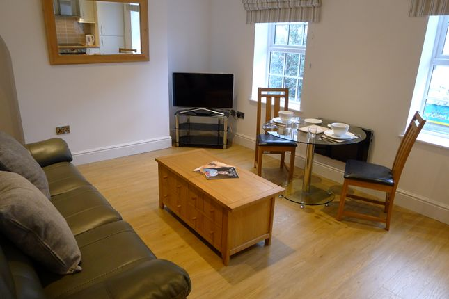 Thumbnail Flat to rent in Little Church Street, Rugby