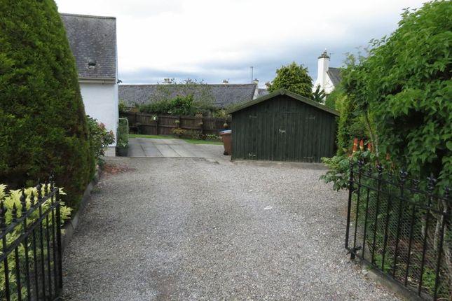 Driveway of Logie Place, Conon Bridge, Dingwall IV7