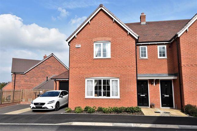 Thumbnail Semi-detached house for sale in 21 Pavilion Way, Selly Oak, Birmingham
