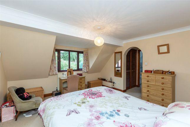 Bedroom of Herons Flight, The Green, Stillingfleet, York YO19