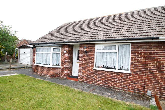 Thumbnail Semi-detached bungalow for sale in Aberfoyle Close, Ipswich