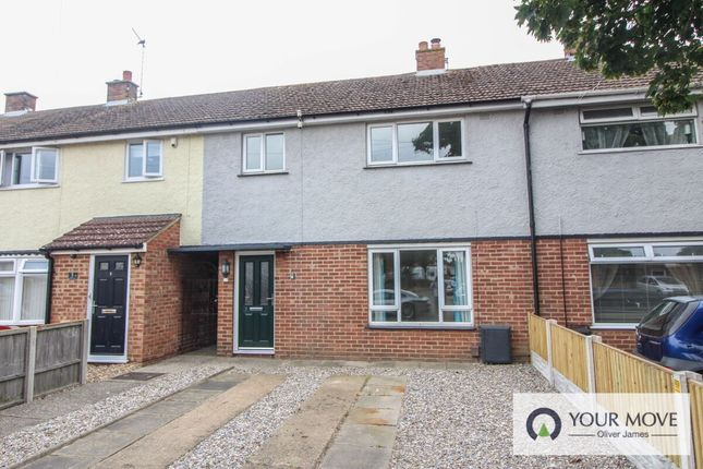 3 bed terraced house to rent in Fastolff Avenue, Gorleston, Great Yarmouth NR31