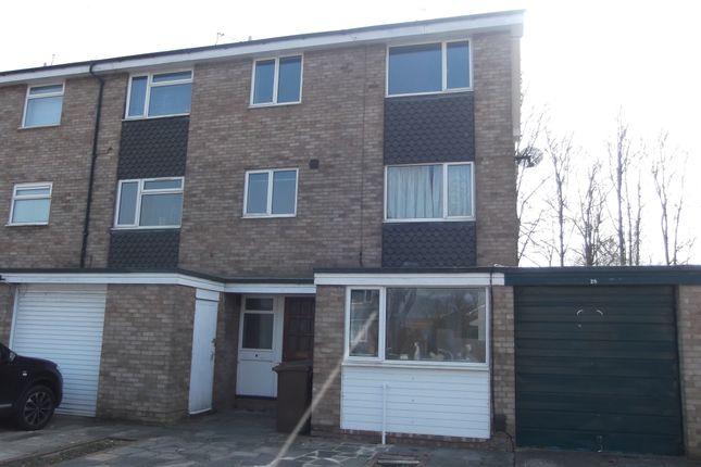 Thumbnail Shared accommodation to rent in Dehavilland Close, Hatfield