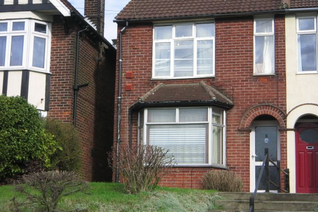 Thumbnail Terraced house to rent in Elmstead Road, Colchester