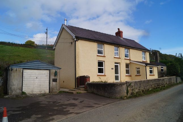 Thumbnail Detached house for sale in Blaenycoed, Carmarthen