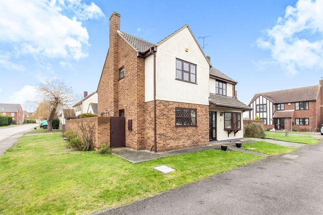Thumbnail Detached house for sale in Esplanade, Mayland, Chelmsford