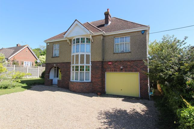 Thumbnail Detached house for sale in Mill Bank, Headcorn, Ashford