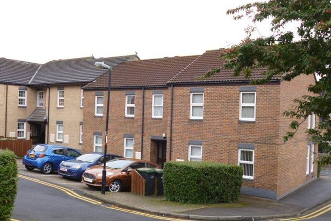 Thumbnail Flat to rent in Gainsborough Court, Bishop Auckland