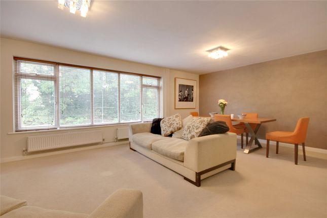 3 bed maisonette for sale in Hare Hill, Addlestone, Surrey