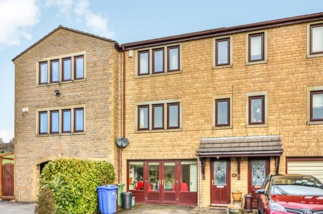 Thumbnail Terraced house for sale in Acresfield, Colne, Lancashire, .